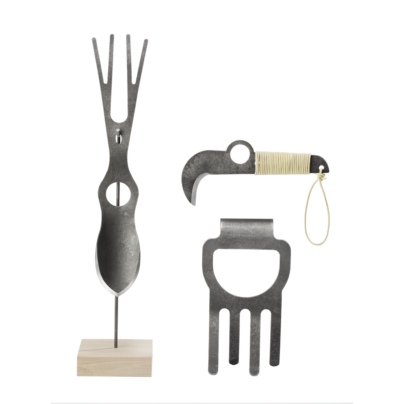 Garden fetish Tools