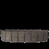 BAC POTAGER ROND 290L BACSAC TOILE GEOTEXTILE