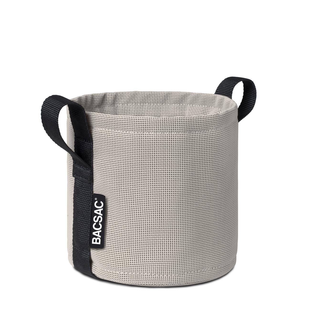 Pot rond (100L) Cerise