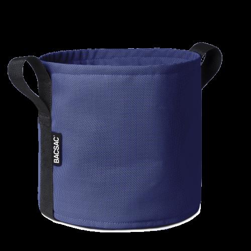 Strapped bag (10L) Azur