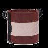 Batyline fabric balcony round pot 10 liters