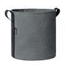 Batyline fabric round pot 10 litres