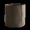 Pot en Batyline rond asphalte 50 litres