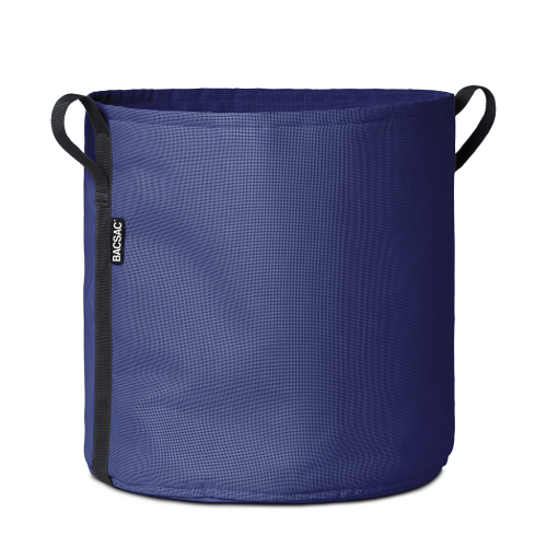 Strapped bag (10L) Asphalte