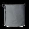 Batyline fabric hanging round pot 10 litres